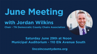 June 29th Meeting Flyer